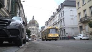 Mémoire d'itinérances à Bruxelles